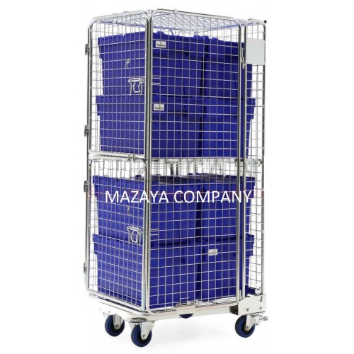 Dismountable Standerd Closed Roll Container
